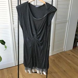Anthropologie: Dolan De-Constructed Dress